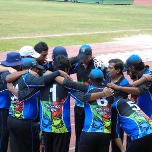 Grankaz Kings team gathering before final